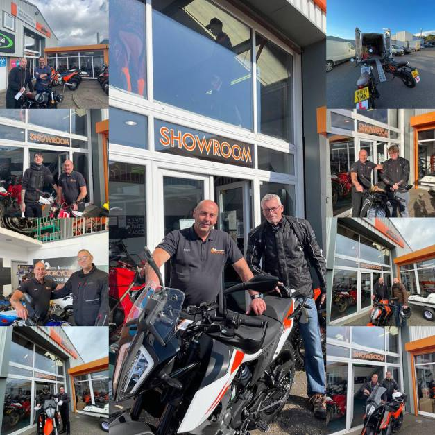 What a busy couple weeks we have had - happy new customers, 16th to 30th September