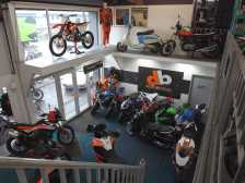 The Dave Barkshire Showroom