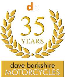 Dave Barkshire Motorcycles 35 Years