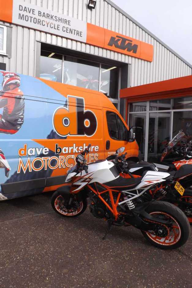 Dave Barkshire Motorcycle Centre
